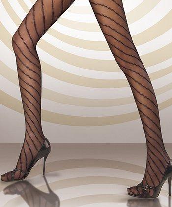 ORI Black Arpa 20 Tights - Women