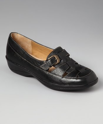 Black Aleah Loafer