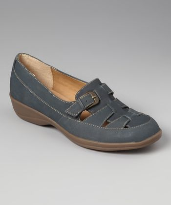 Denim Blue Aleah Loafer