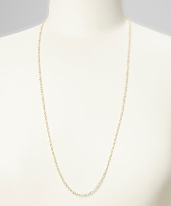 Gold Heavy Links 30'' Chain