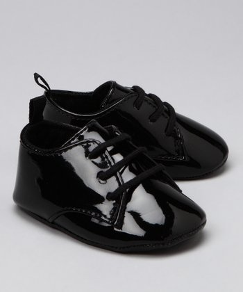Gerber Black Patent Shoe