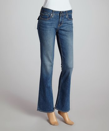 Big Star Allure Remy Low-Rise Bootcut Jeans - Women