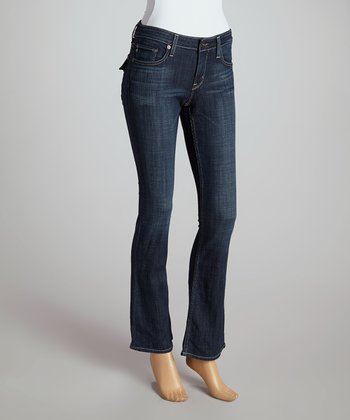 Big Star Shadow Hazel Mid-Rise Bootcut Jeans - Women