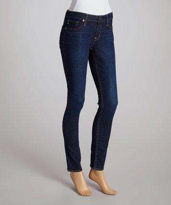 Big Star Olympia Medium Alex Mid-Rise Skinny Jeans - Women