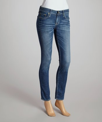 Big Star Aries Remy Low-Rise Skinny Jeans - Women