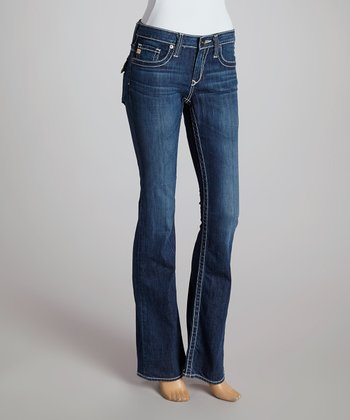 Big Star Blade Remy Low-Rise Bootcut Jeans - Women