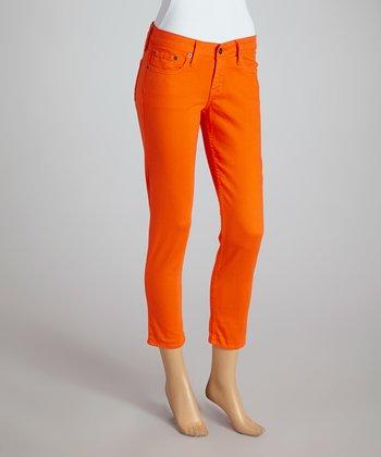 Big Star Mango Surf Remy Low-Rise Capri Jeans - Women