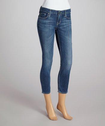 Big Star Montauk Remy Low-Rise Capri Jeans - Women