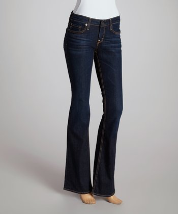 Big Star Two-Year Sanctuary Remy Low-Rise Bootcut Jeans - Women