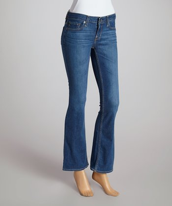 Big Star Olympia Light Remy Low-Rise Bootcut Jeans - Women