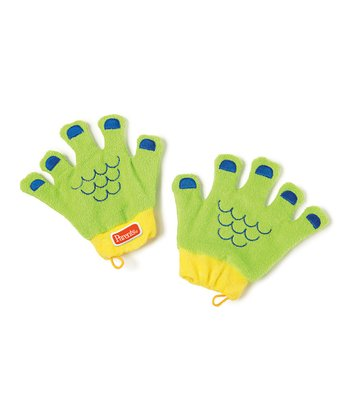 Sea Monster Sudsy Fun Mitts