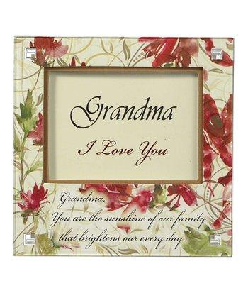GANZ 'Grandma I Love You' Frame