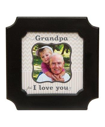 Grandparent Gift Company 'Grandpa I Love You' Frame