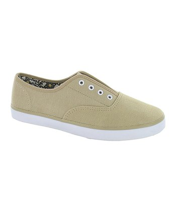 Stone Stephanie Slip-On Sneaker