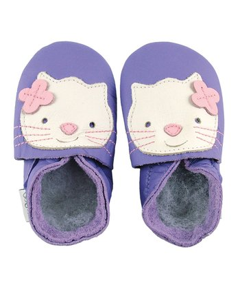 Lilac Cat Shoes