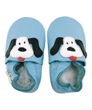 Blue Dog Shoes