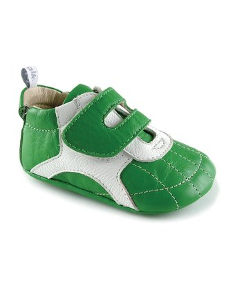 Green & White I-Walk Sport Shoes