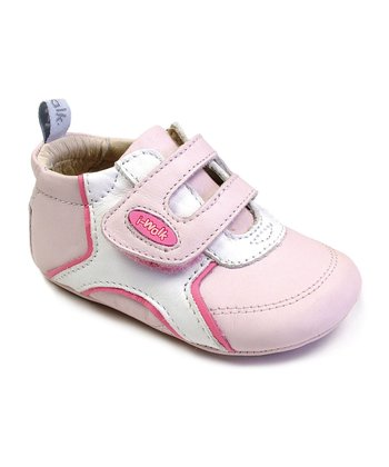 Pink & White I-Walk Sport Shoes