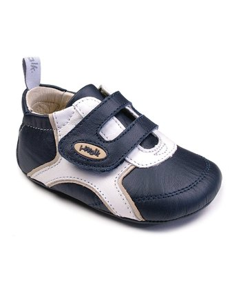 Navy I-Walk Sport Shoes