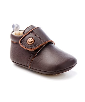 Bobux - Chocolate I-Walk Wrap Shoes