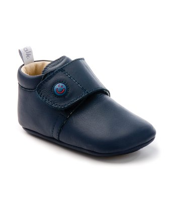 Navy I-Walk Wrap Shoes