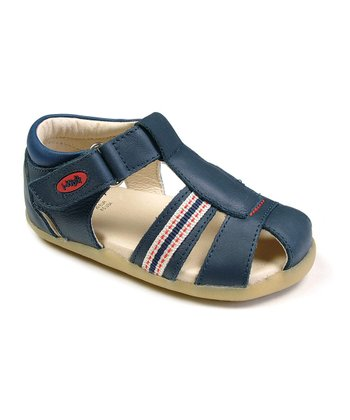 Bobux - Navy I-Walk Sandals