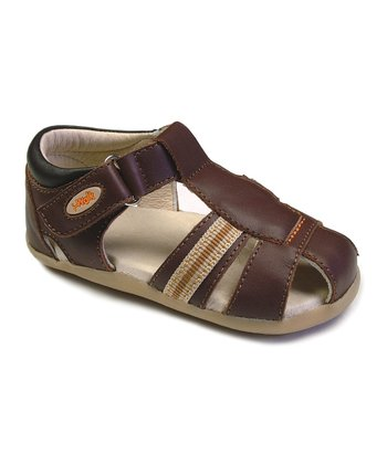Bobux  - Tan-Brown I-Walk Sandals