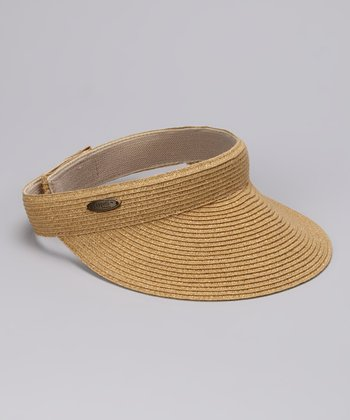 Tea Braid Visor