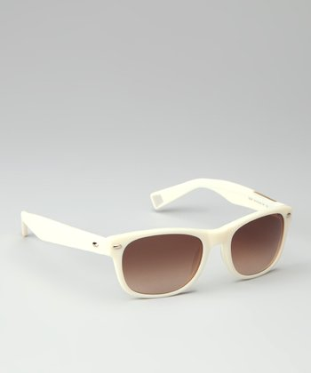 Ivory Echo Sunglasses