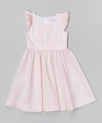 Light Pink Meg Dress - Infant & Girls