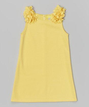 Banana Sally Dress - Infant, Toddler & Girls