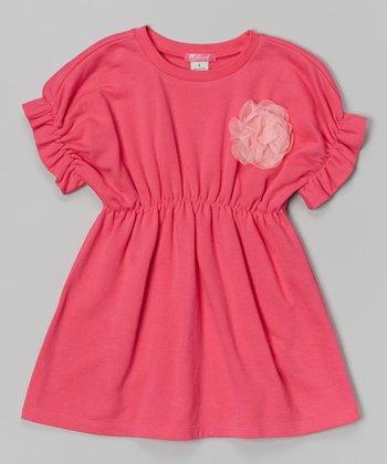 Pink Molly Dress - Girls