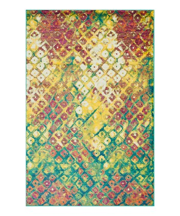 Watercolor Madeline Rug