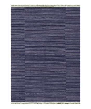 Purple Anzio Wool Rug
