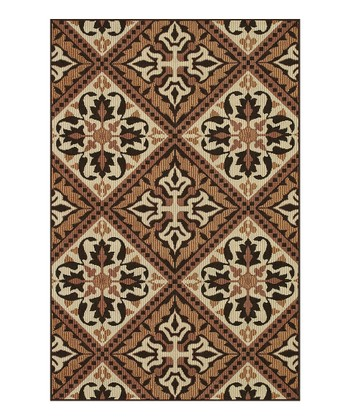Copper Arbor Indoor/Outdoor Rug