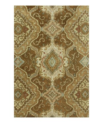 Light Brown Fulton Rug