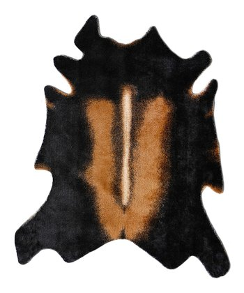 Black & Spice Grand Canyon Rug