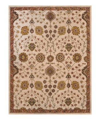 Ivory & Spice Maple Rug