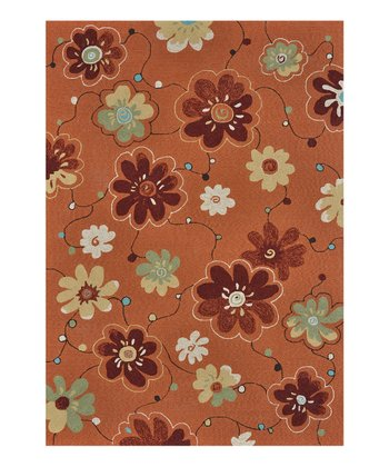 Spice Sunshine Indoor/Outdoor Rug