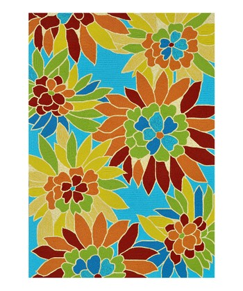 Aquarius Sunshine Indoor/Outdoor Rug