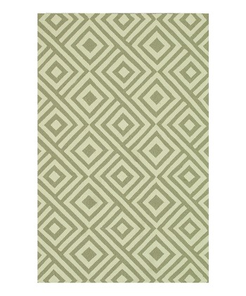 Gray & Ivory Venice Beach Indoor/Outdoor Rug