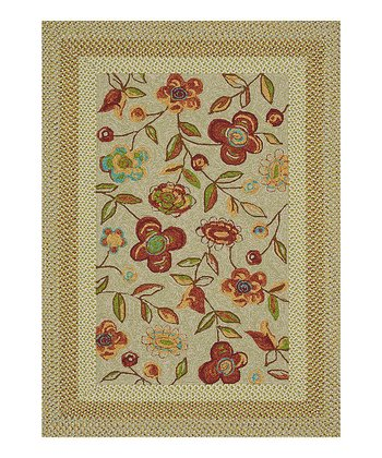 Sage Zamora Indoor/Outdoor Rug