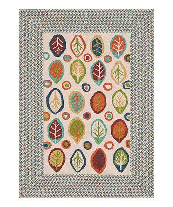 Ivory Zamora Indoor/Outdoor Rug