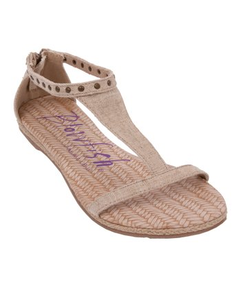 Natural Dole Sandal