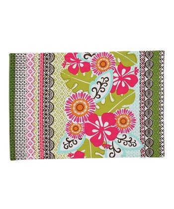 South Seas Place Mat - Set of Four