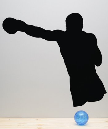 Boxer Wall Decal