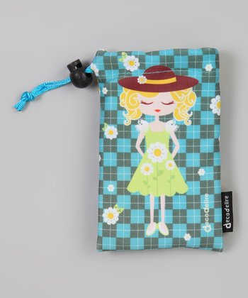 Blonde Lola Phone Pouch