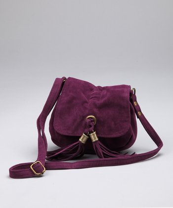 Eggplant Purse - Toddler & Girls