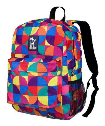 Bright Pinwheel Crackerjack Backpack