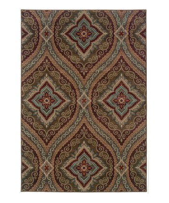 Flourish Drop Zara Rug